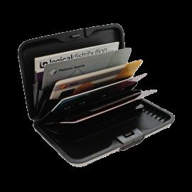 Aluminium RFID Blocking Wallet
