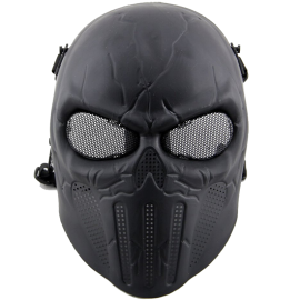Coxeer Airsoft Wargame Field Skull Skeleton Protect Army Cosplay Mask