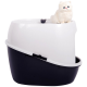 Favorite 21 Inch by 16 Inch by 17 Inch Cat Litter Box