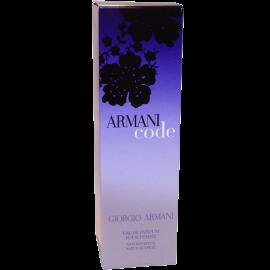 Armani Code By Giorgio Armani For Women Eau De Parfume Spray 2.5 oz