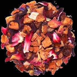 PAROMI TEA Pineapple Papaya Tea