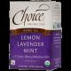 Choice Organic Lemon Lavender Mint Her Tea