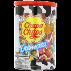 Chupa Chups Cremosa Pop Tubes 96 Count 40.63 oz.