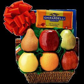Compote Fruit Gift Basket