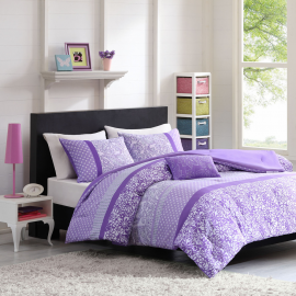 Madison Park 'Teagan' 7-piece Comforter Set