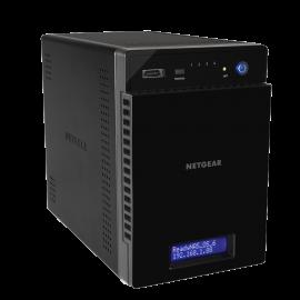 NETGEAR ReadyNAS 314 12 TB 4-Bay (4 x 3 TB) Network Attached Storage (RN31443D-100NAS)