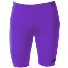Aeroskin Long Short In Solid Colors with Side Panels Drawstring and Grippers