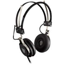 FAA TSO approved listen-only headphones