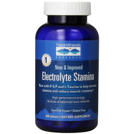 Trace Minerals Research Performance Electrolyte Stamina High Performance Energy Formula of Balanced