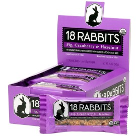 18 Rabbits Organic Granola Bar