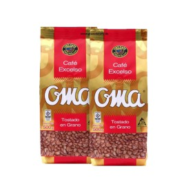 Cafe Grano Oma Colombian Coffee