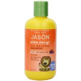 JASON Kids Only! Daily Detangling Shampoo 8 Ounce Bottle