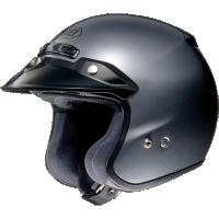 Shoei RJ Platinum-R Open Face Helmet