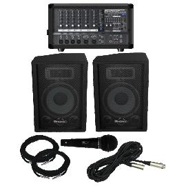 Phonic Powerpod 620 Plus  S710 PA Package
