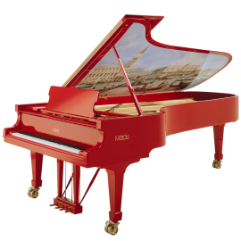 The Fazioli Piano Model F183