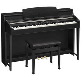 Casio AP-620 Celviano Digital Piano with Matching Bench