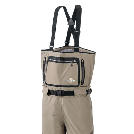 White River Fly Shop® Extreme Steelhead Waders with Korkers® Boots for Men