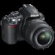 Nikon D3100 14.2MP Digital SLR Camera with 18-55mm f-3.5-5.6 AF-S DX VR Nikkor Zoom Lens