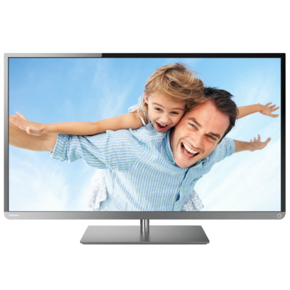 Toshiba 39L2300U 39-Inch 1080p 60Hz  LED HDTV (Black with gun metal trim)