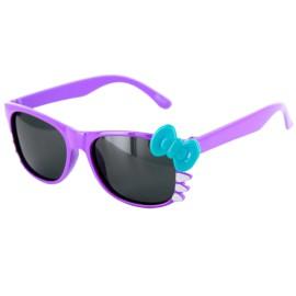 Pretty Kitty Kids Polarized Wayfarer Sunglasses 100%UV w-Glare Protection
