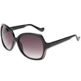 Ivanka Trump It 012 10 Butterfly Sunglasses,Black,58 mm