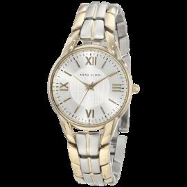 Two-Tone Bracelet Watch