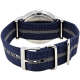 Watch With Pattern Band