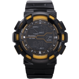 Sports Watches Digital Multifuction Display