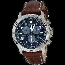 Titanium Eco-Drive Watch