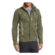 Recolite' Lightweight Military Jacket