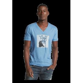 Call Me' V-Neck T-Shirt