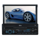 Boss Audio BV9967BI DVD Player with Single-DIN 7-Inch Touchscreen TFT Monitor and AM-FM Receiver
