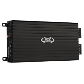 MTX Audio TD1000.1D TD Series Car Amplifier