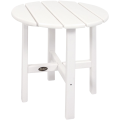 Round 18-Inch Side Table