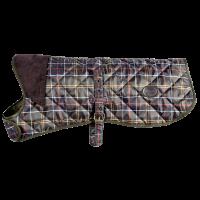 Barbour Tartan Dog Coat