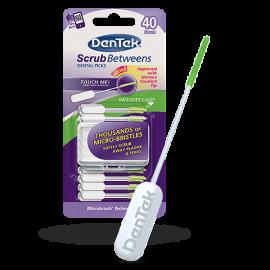 Scrub Betweens Dental Pick