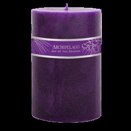 Archipelago Joy 4x6 Pillar Candle