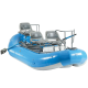 Outcast PAC 1400 Pro Series Pontoon Boat