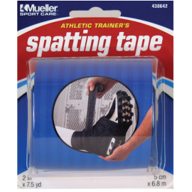Athletic Spatting Tape 2 X 7.5 Yrd Roll