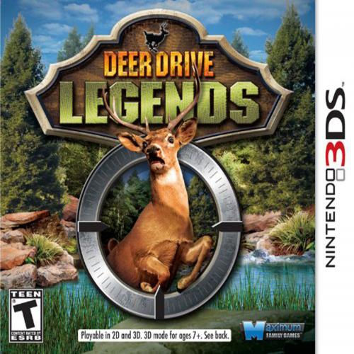 Deer Drive Legends 3DS