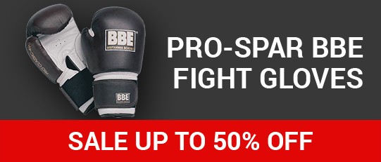 Pro-Spar BBE Fight Gloves