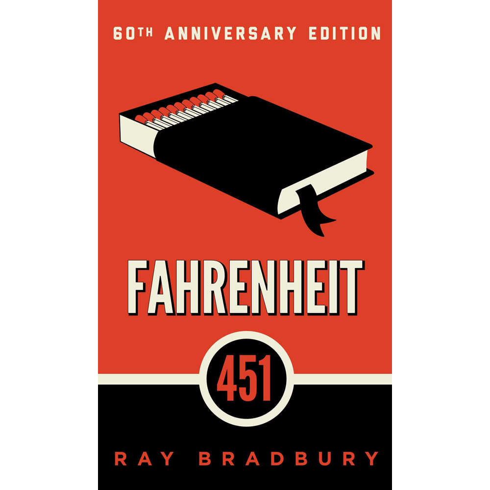 fahrenheit 451 and 1984 the