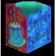 Cake Celebration Centerpiece