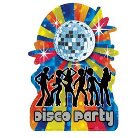 70's Disco Standard Party Pack