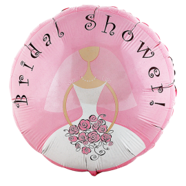 Bride to Be 18'' Foil Balloon