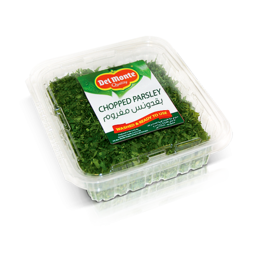 Del Monte Chopped And Peeled Parsley