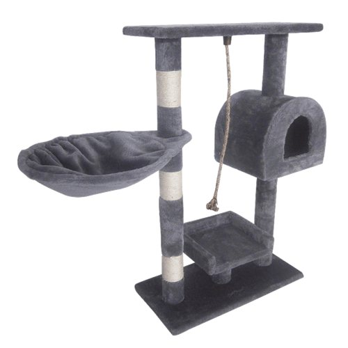 Cat Tree Scratching Post Kitten Climbing