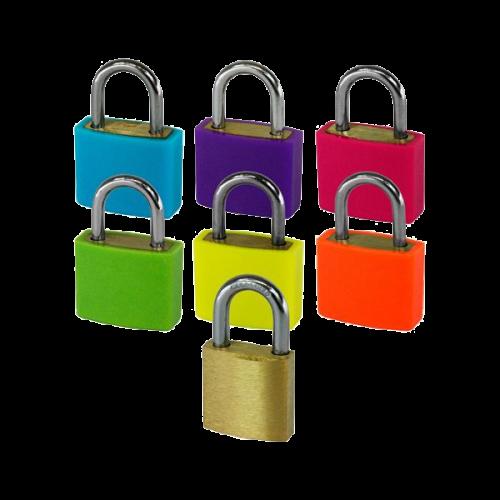 Luggage Locks - Non TSA 4 Packs