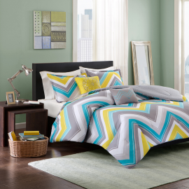 Intelligent Design Ariel 5-Piece Comforter Set
