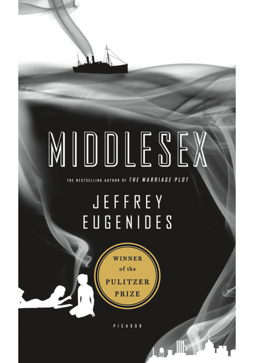 Middlesex- A Novel (Oprah's Book Club) by Jeffrey Eugenides